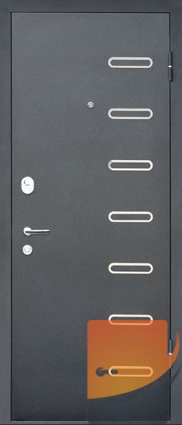 Входные металлические двери Металюр М29
