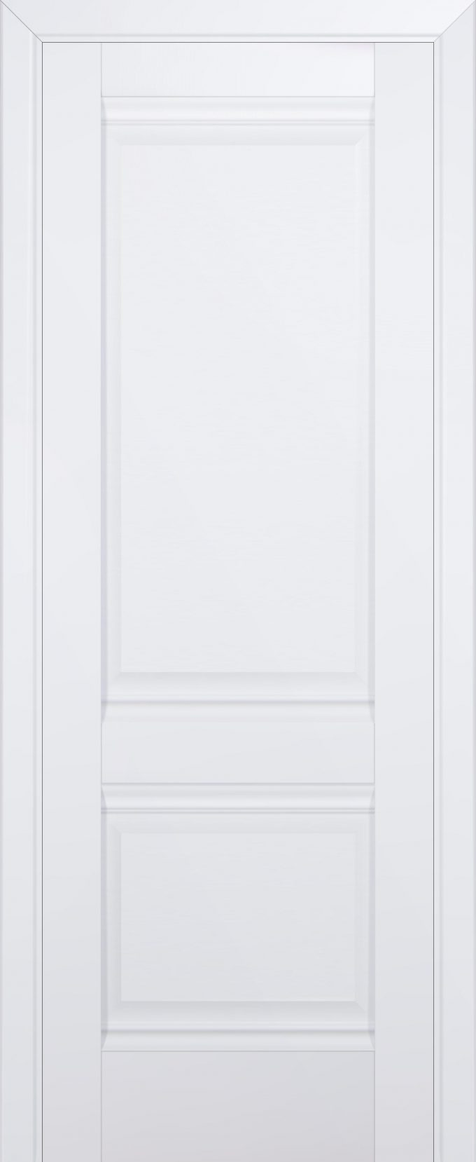 Межкомнатные двери экошпон 1U Аляска