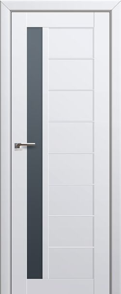 Межкомнатная дверь экошпон 37U Аляска