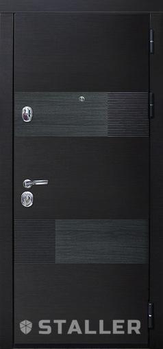 Двери входные металлические Сталлер Вита
