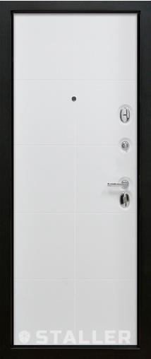 Двери входные металлические Сталлер Альба