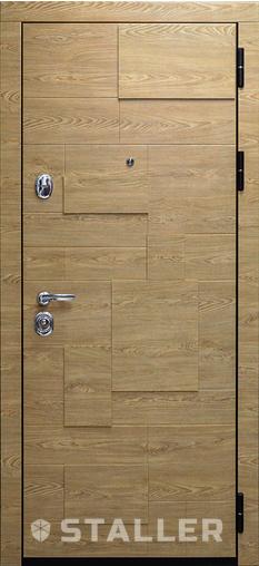 Двери входные металлические Сталлер Бруно