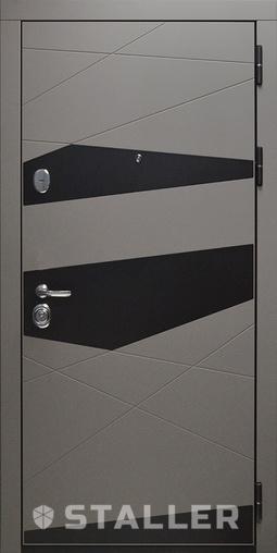 Двери входные металлические Сталлер ТОР