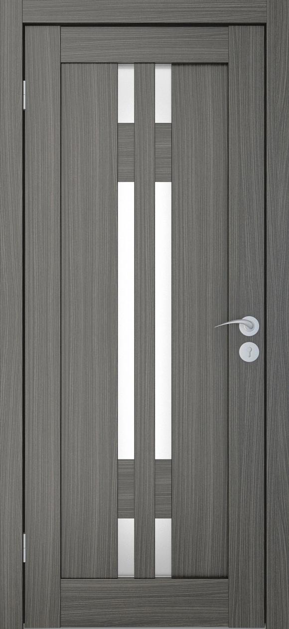 Межкомнатные двери экошпон Элегия-2 Дуб неаполь