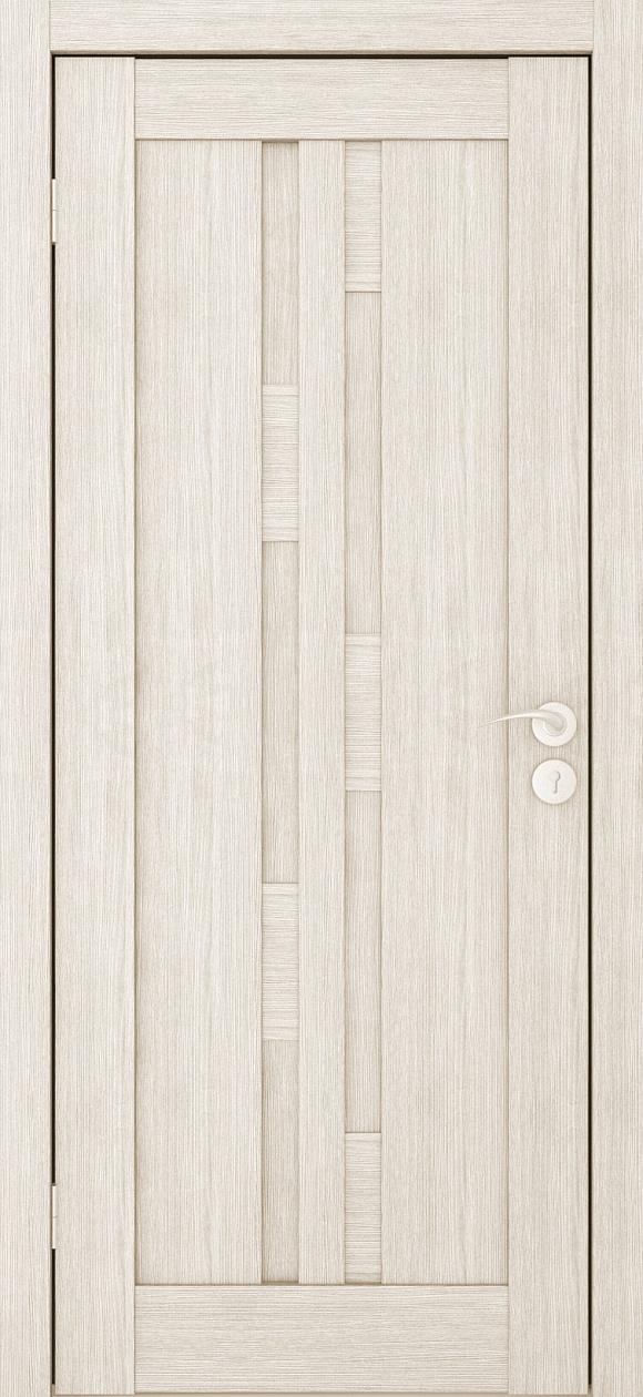 Двери межкомнатные экошпон Элегия-3 капучино исток