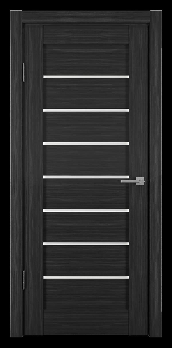 Двери экошпон Горизонталь 6 Венге мелинга Исток