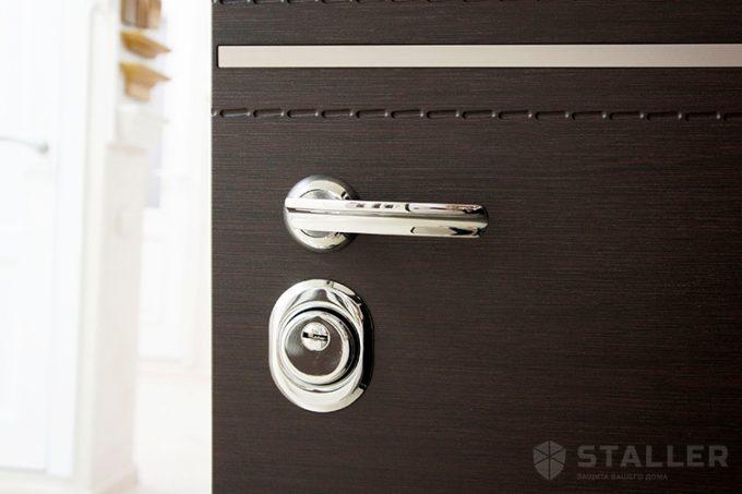 Двери входные металлические Сталлер Милена