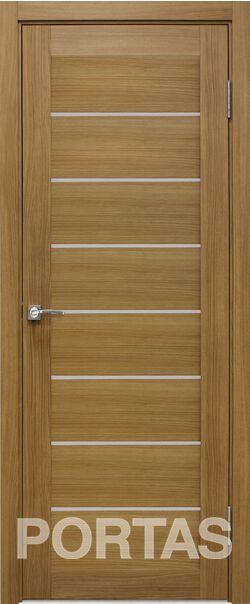 Межкомнатные двери Портас S21 Орех карамель