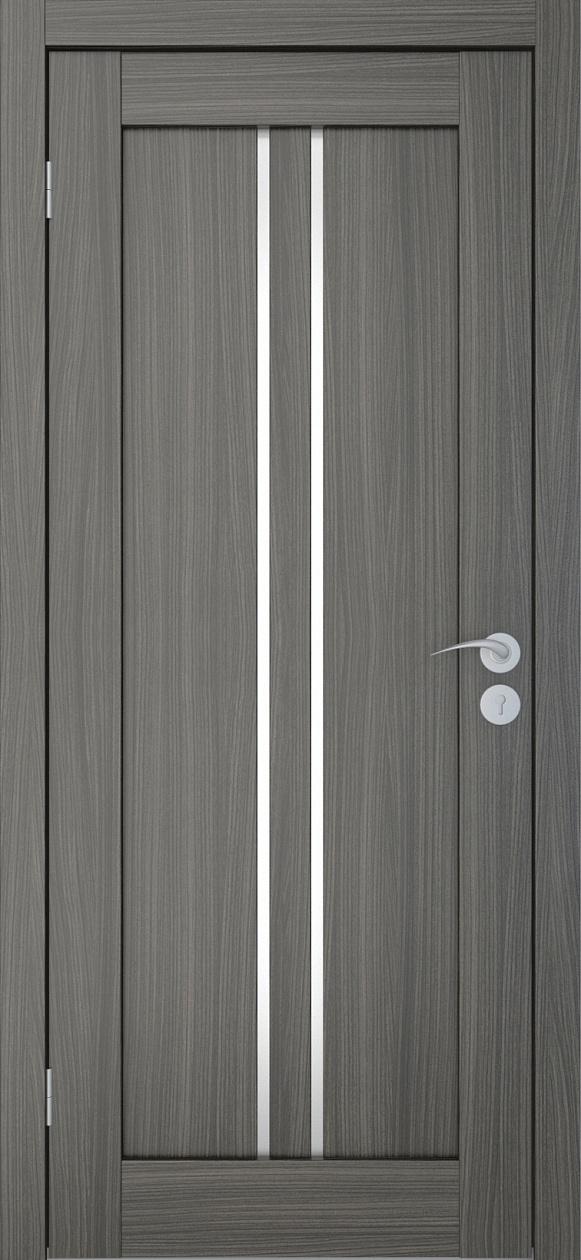 Межкомнатные двери экошпон Вертикаль-1 Дуб неаполь Исток