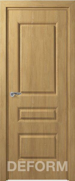 Межкомнатная дверь Алессандро ДГ Дуб шале натуральный