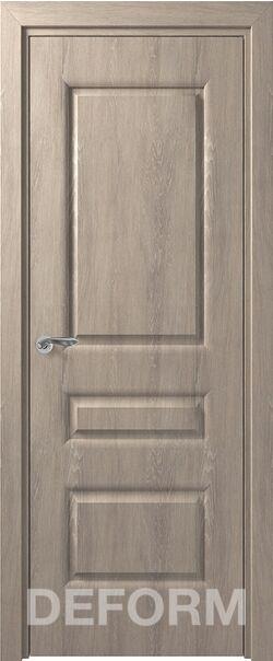 Межкомнатная дверь Алессандро ДГ Дуб шале седой