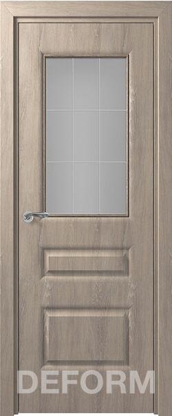 Межкомнатная дверь Алессандро До Дуб шале седой