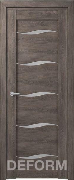 Межкомнатная дверь Deform D1 Dub Shale-grafit