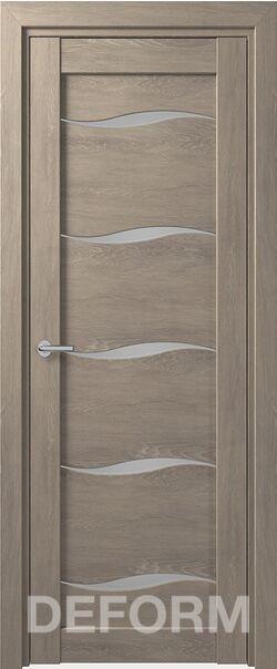 Межкомнатная дверь Deform D1 Dub Shale-sedoi