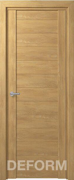 Межкомнатная дверьDeform D10 Дуб шале натуральный