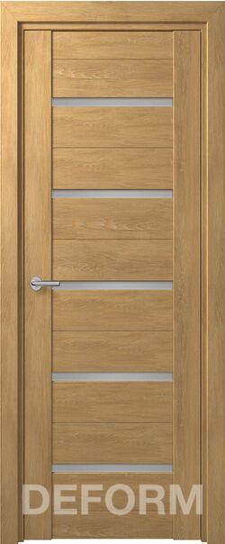 Межкомнатные двери Deform D11 Дуб шале натуральный