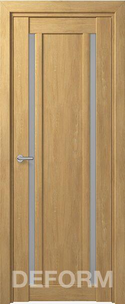 Межкомнатная дверь Deform D13 Дуб шале натуральный