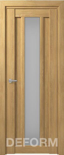 Межкомнатная дверь Deform D14 Дуб шале натуральный