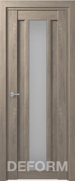 Межкомнатная дверьDeform D14 Дуб шале седой
