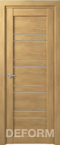 Межкомнатная дверьDeform D15 Дуб шале натуральный