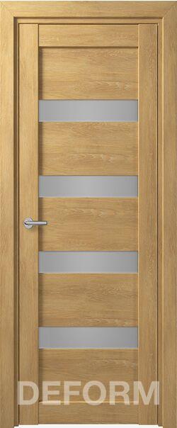 Межкомнатная дверь Deform D16 Дуб шале натуральный