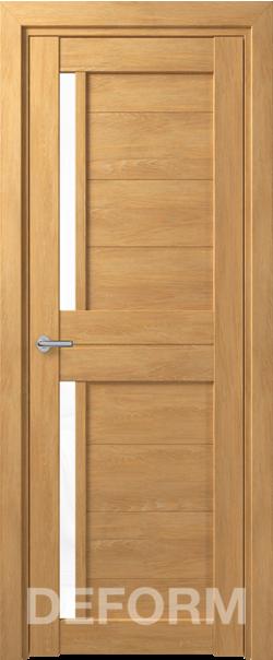 Межкомнатная дверь Deform D17 Dub Shale-naturalnyi