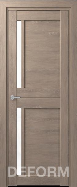Межкомнатная дверь Deform D17 Dub Shale-sedoi