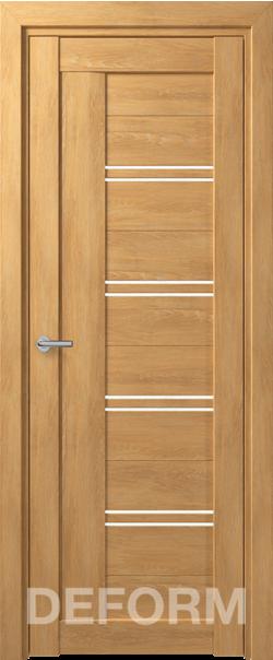 Межкомнатная дверь Deform D18 Dub-Shale-naturalnyi
