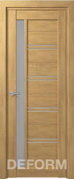 Межкомнатная дверь Deform D19 Dub Shale-naturalnyi