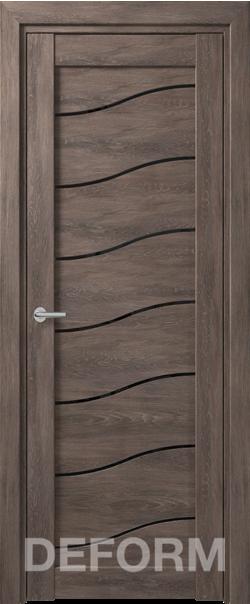 Межкомнатная дверьDeform D2 Dub Shale-grafit