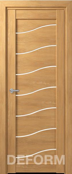 Межкомнатная дверьDeform D2 Dub Shale-naturalnyi