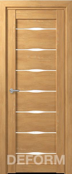 Межкомнатная дверь Deform D3 Dub Shale-naturalnyu