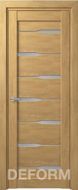 Межкомнатная дверьDeform D4 Dub Shale-naturalnyi