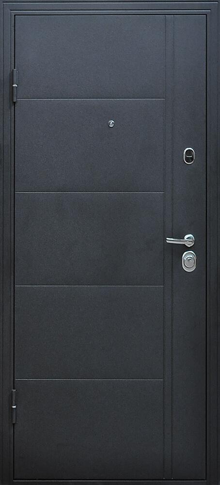 Входная металлическая дверь Эверест царга
