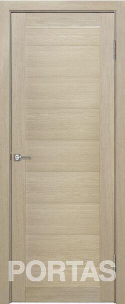 Межкомнатная дверь Портас S20 Лиственница крем