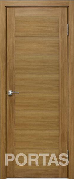 Межкомнатная дверь Портас S20 Орех карамель