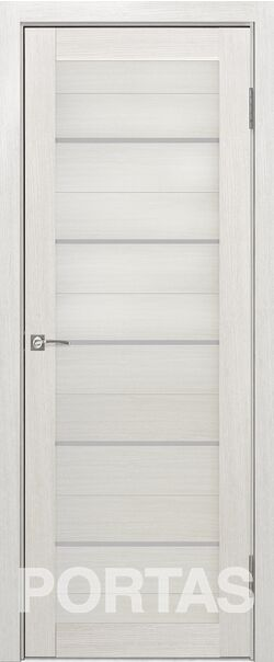 Межкомнатная дверь Портас S22 Французский дуб