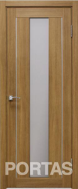 Межкомнатная дверь Портас S25 Орех карамель