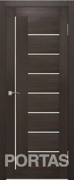 Межкомная дверь портас S29 оreh_hcokolad