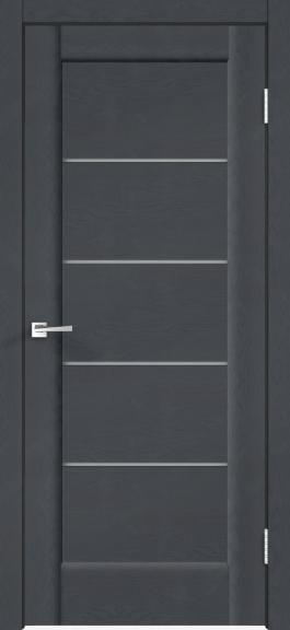 Межкомнатная дверь Premier 1 Ясень графит