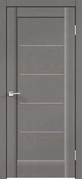 Межкомнатная дверь Premier 1 Ясень грей