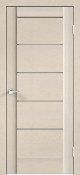 Межкомнатная дверьPremier 1 Ясень капучино