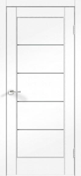 Межкомнатная дверь Premier 1 Ясень белый