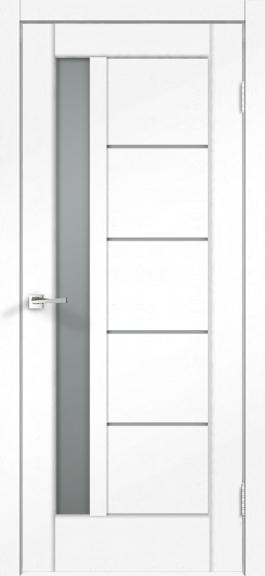 Межкомнатная дверь Premier 3 Ясень белый