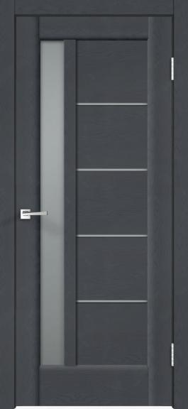 Межкомнатная дверь Premier 3 Ясень графит