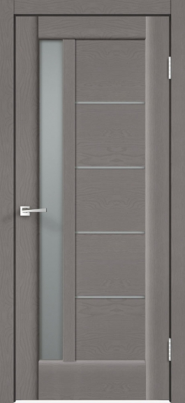 Межкомнатная дверь Premier 3 Ясень грей