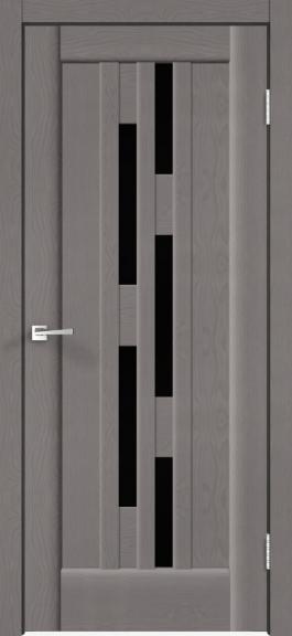 Межкомнатная дверь Premier 8 Ясень грей