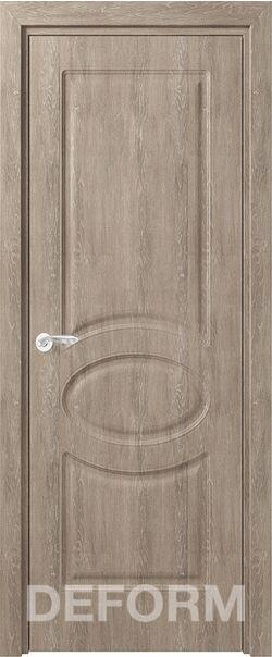 Межкомнатная дверь Прованс ДГ Дуб шале седой