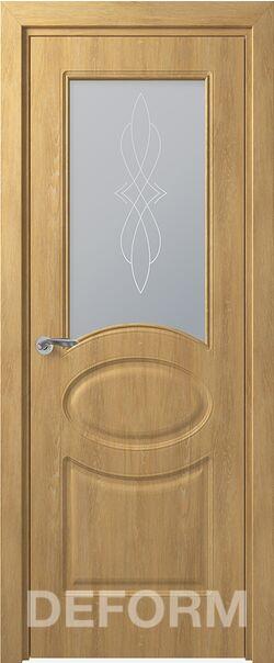 Межкомнатная дверь Прованс ДО Дуб шале натуральный