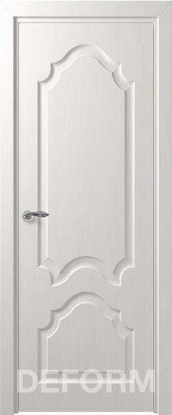 Межкомнатная дверь Тулуза ДГ Дуб шале снежный